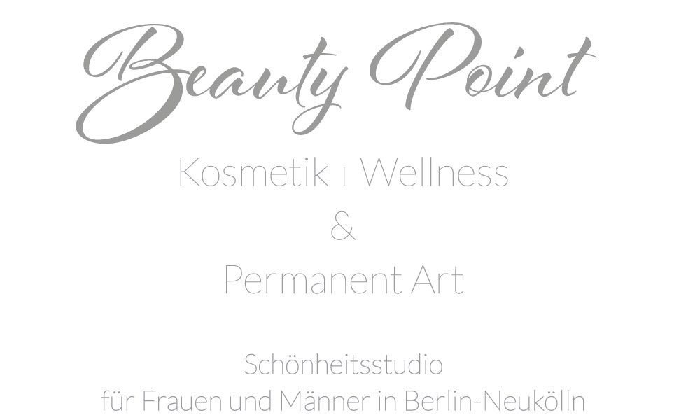Kosmetikstudio Beauty Point Berlin in Neukölln-Britz